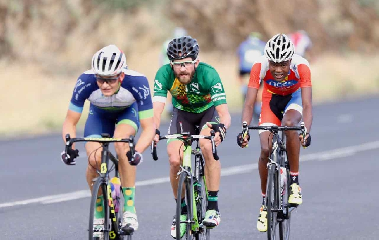 Craven thrilled with Nedbank Cycle Challenge win - The Namibian