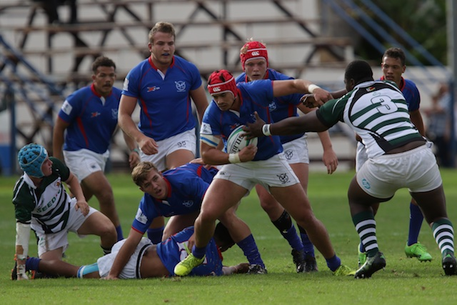 Namibia Qualify For U20 Rugby World Cup The Namibian