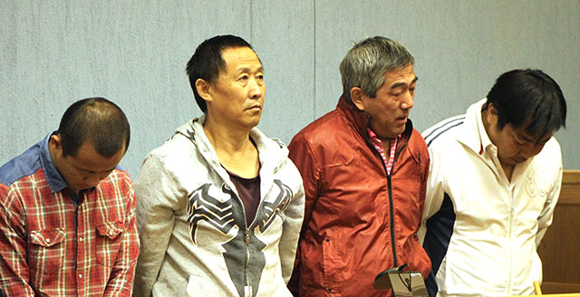 Namibia – rhino horn sentence appeals backfires for Chinese